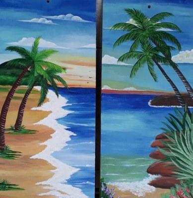 Praias - Neuma Batista