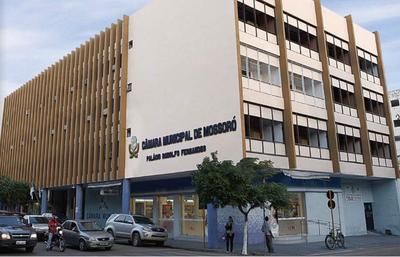 Acesso — Câmara Municipal de Mossoró