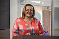 Aline Couto destaca problemas enfrentados pela zona rural