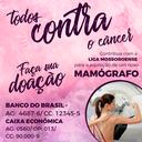 Câmara de Mossoró, Associação dos Notários e Liga de Combate ao Câncer lançam campanha para compra de mamógrafo