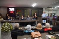 Câmara de Mossoró celebra Santa Luzia durante sessão solene