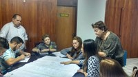 Câmara Municipal faz reunião sobre construção de sede própria