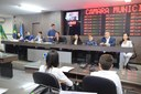 Câmara Municipal realiza mais uma sessão do Câmara Mirim