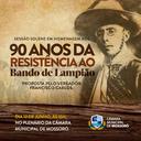 Câmara Municipal realiza sessão solene em homenagem aos 90 anos de resistência a Lampião