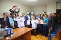 Câmara realiza audiência pública em apoio à Polícia Civil