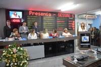 Câmara realiza sessão solene em comemoração ao Dia Internacional da Mulher