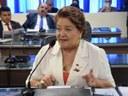 Câmara se porta como parceira da Cultura, diz Sandra