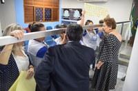 Familiares de pacientes com diabetes cobram distribuição de insulina pela Prefeitura de Mossoró