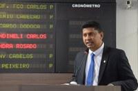 Genilson Alves pede políticas públicas para os jovens de Mossoró
