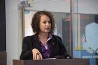 Isolda Dantas explica importância da LDO para Mossoró