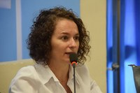 Isolda Dantas fala sobre emendar para LDO