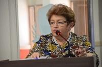 Izabel Montenegro denuncia situação da Sociedade Beneficente União de Artistas de Mossoró