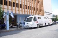 Lions Club Mossoró Abolição e Câmara Municipal promovem campanha de doação de sangue
