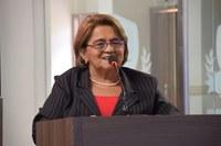Maria das Malhas agradece Título de Cidadã Mossoroense