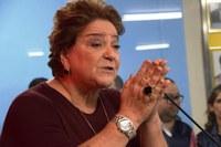 """Sandra: """"Não podemos mais protelar ações contra violência"""""""