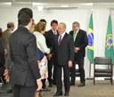 Sandra pleiteia Estrada do Cajueiro ao presidente Temer