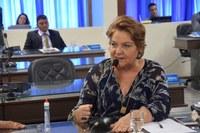 Sandra Rosado defende retomada da Estrada do Cajueiro