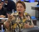 Sandra Rosado lamenta 'zona de guerra' no RN