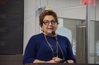 Sandra Rosado parabeniza conselheiros tutelares pelo Dia Nacional do Conselho Tutelar