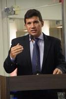 Vereador Alex Moacir destaca projeto de lei de incentivo à cultura local