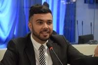 Vereador denuncia assalto ao CRAS do Abolição IV