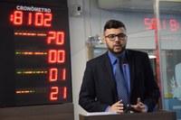 Vereador Petras pede empenho no Plano Municipal de Segurança