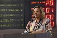 Vereadora Aline Couto denuncia falta de atendimento psiquiátrico em Mossoró