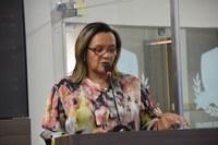 Vereadora Aline Couto destaca trabalho dos vereadores