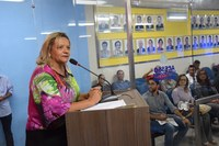 Vereadora Aline Couto fala sobre transporte público em Mossoró