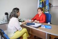 Vereadora de Grossos convida Câmara de Mossoró para participar de audiência pública