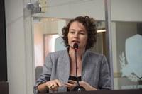 Vereadora Isolda Dantas critica falta de material em UBS