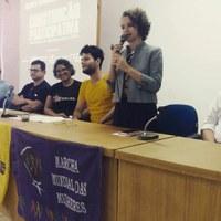 Vereadora Isolda Dantas participa do Fórum de Seguranças Universitárias na UERN