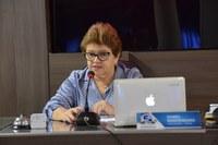 Vereadora Izabel Montenegro fala sobre dificuldades da indústria salineira