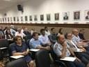 Vereadora Izabel Montenegro participa de reunião sobre violência e mobilidade urbana