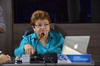 Vereadora Izabel Montenegro pede soluções para fábrica de cimento Nassau