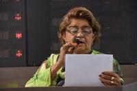 Vereadora Maria das Malhas retoma projeto Calçada Cidadã