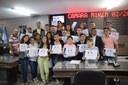 Vereadores Mirins apresentam Projetos de Lei durante primeira Sessão Ordinária