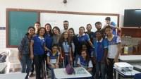 Vereadores participam de bate-papo político com estudantes