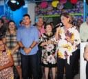 Vereadores participam do lançamento da programação do Mossoró Cidade Junina