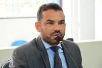 Alex do Frango defende verba do MCJ para saúde