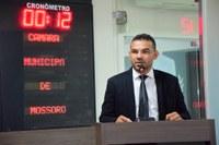 Alex do Frango denuncia precariedade na UPA do Santo Antônio