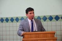 Alex Moacir apresenta ações para bairro Santo Antônio