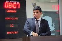 Alex Moacir defende LOA e financiamento solicitado pela Prefeitura