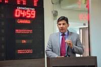 Alex Moacir enaltece ações do legislativo a favor da saúde e educação
