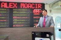 Alex Moacir exalta garantia a televenda e delivery em Mossoró
