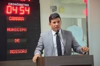 Alex Moacir lista solicitações feitas ao Poder Executivo