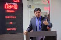 Alex Moacir pede explicação sobre preços dos combustíveis em Mossoró