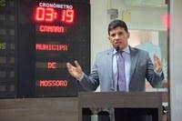 Alex Moacir reforça luta contra preços abusivos dos combustíveis