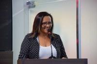 Aline Couto agradece limpeza no Abolição V e cobra serviços para comunidade Passagem de Pedra