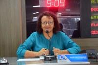 Aline Couto agradece por sucesso do projeto Mão Amiga